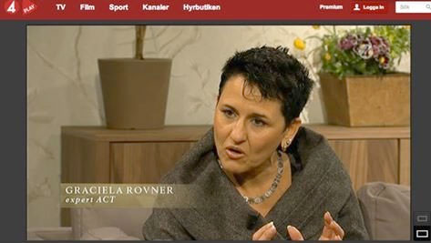 ACTiveRehab and ACTivePhysio on TV (SWE)